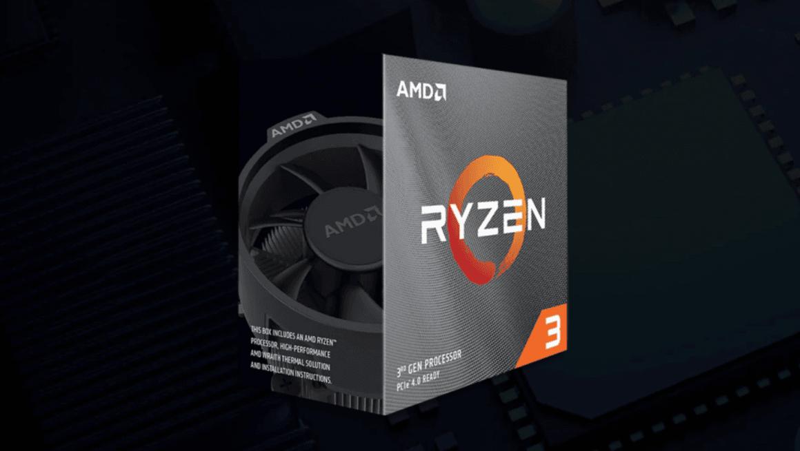 پردازنده Ryzen 3 3000