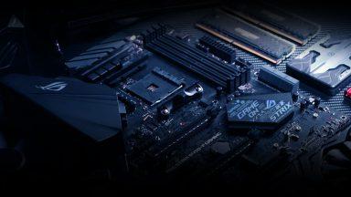 چیپست AMD B550