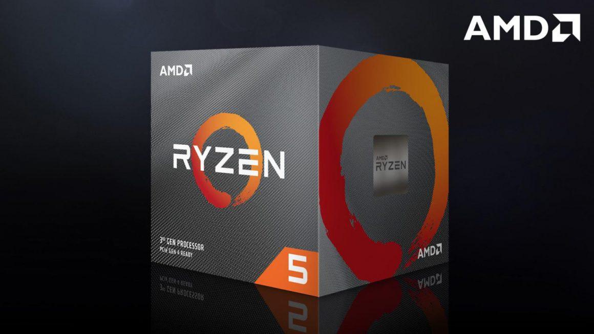 پردازنده Ryzen 5 3000