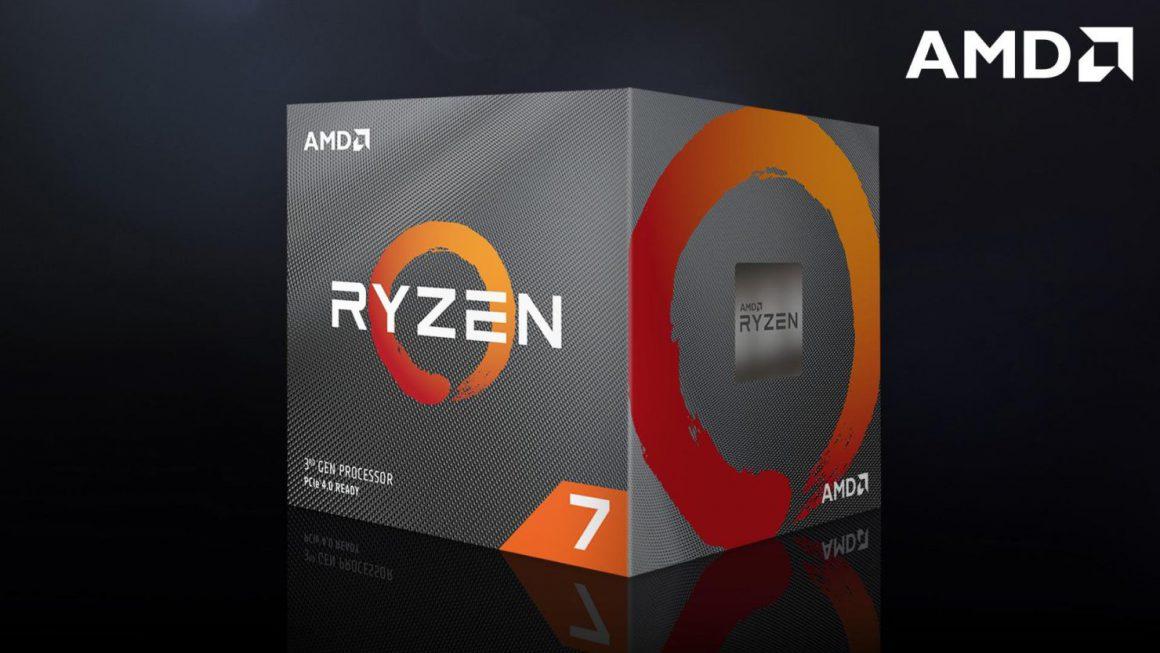 پردازنده Ryzen 7 3000