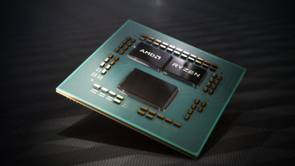 پردازنده AMD RYzen 3000