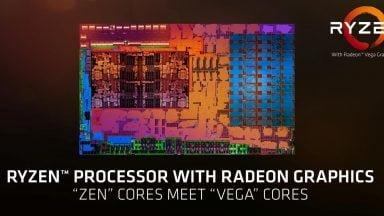 پردازندههای Ryzen 4000 Renoir