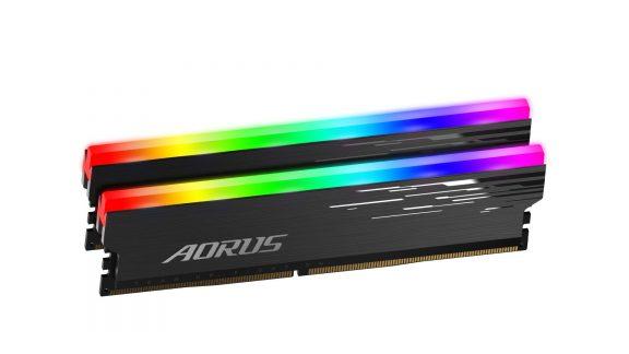 کیت حافظه Aorus RGB 4400MHz
