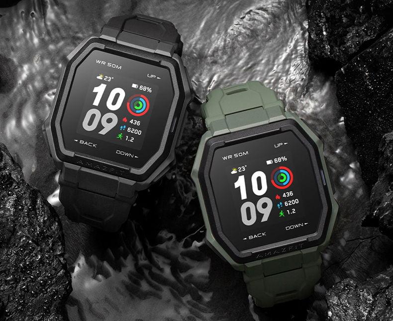 ساعت هوشمند امیزفیت Ares