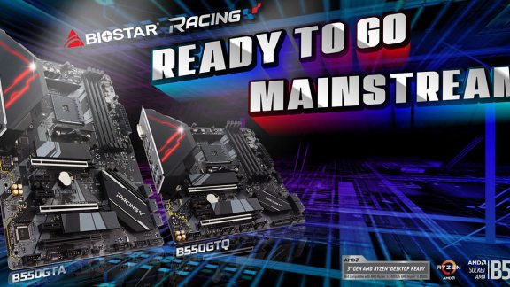 مادربردهای AMD B550 بایواستار
