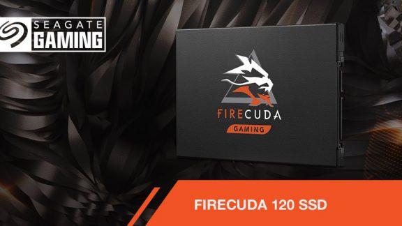 درایو FireCuda 120