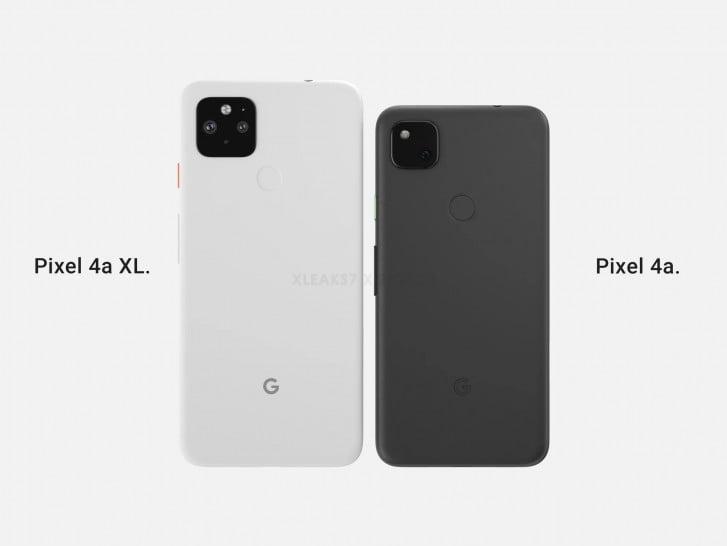پیکسل 4a و  پیکسل 4a XL گوگل
