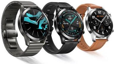 قابلیت SpO2 روی Huawei Watch GT2