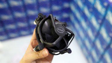 خنک کننده های پردازنده اینتل