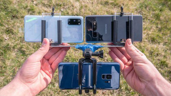 Galaxy S9 VS S10 Camera