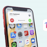 نسخه اولیه iOS 14