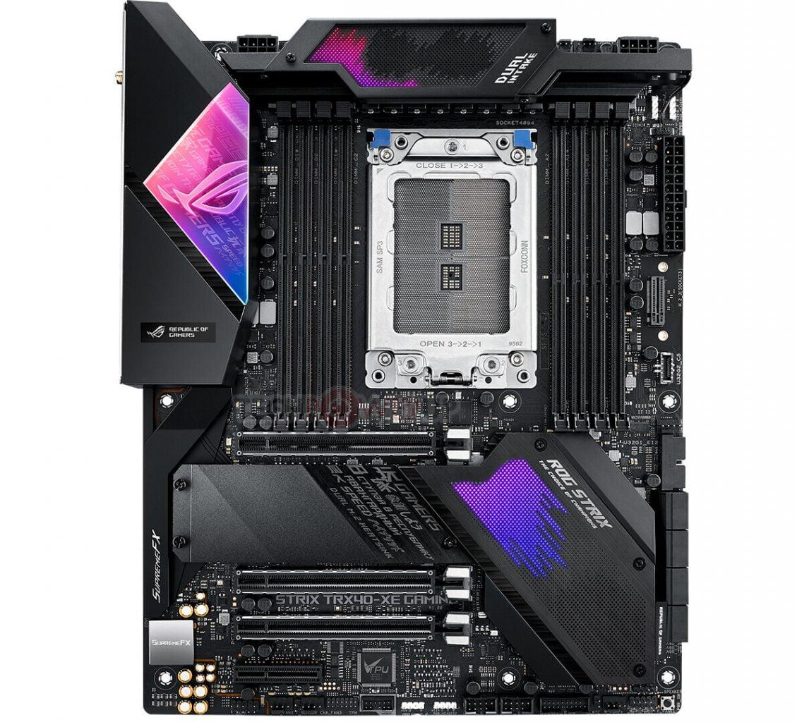 مادربرد ROG Strix TRX40-XE Gaming