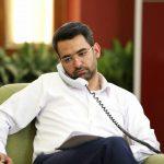 محمد حوای آذری جهرمی وزیر ارتباطات