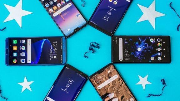 پرفروشترین گوشی های سه ماه اول سال 2020