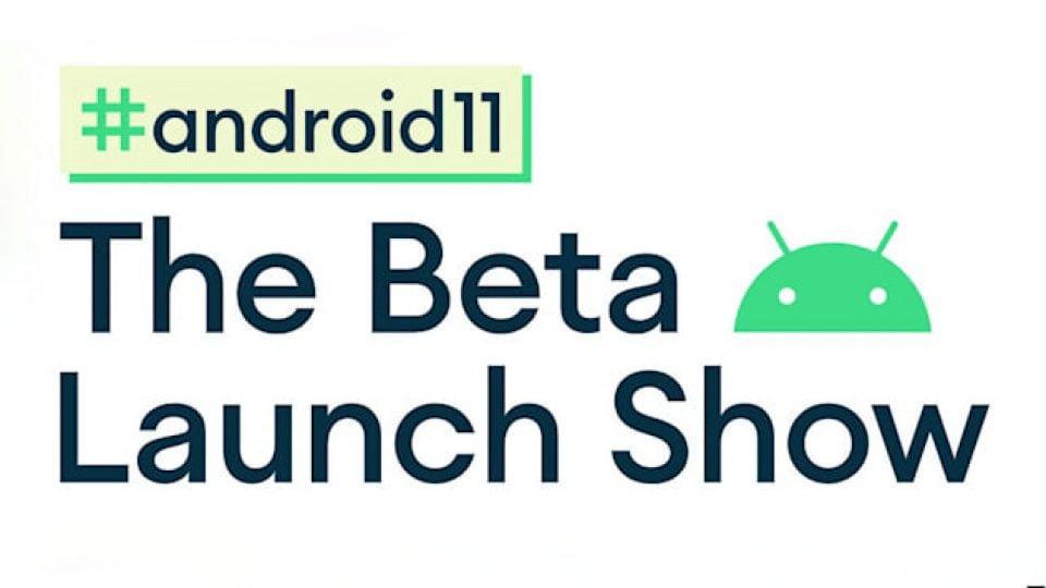 رویداد انتشار نسخه Beta اندروید 11