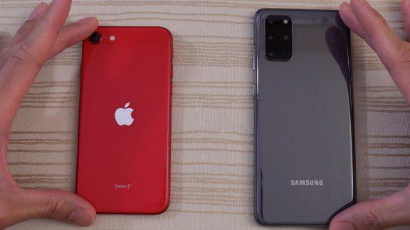 GS20U VS iPhone SE 2020