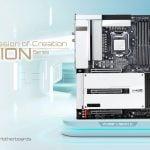 مادربردهای سری W480 VISION