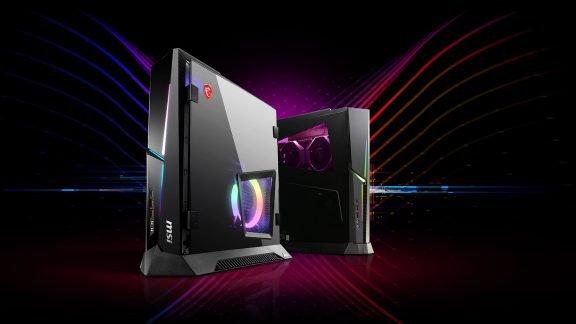 نسل جدید کامپیوترهای شخصی گیمینگ MSI
