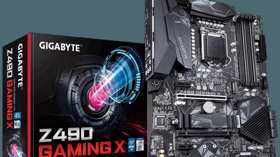 مادربرد Gigabyte Z490 Gaming X