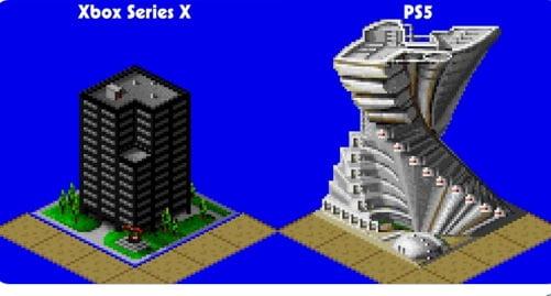 شوخی کاربران با طراحی پلی استیشن 5