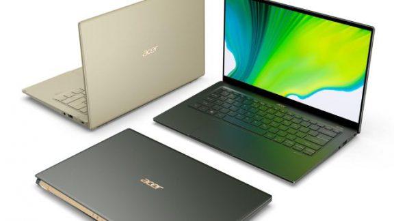 لپ تاپ های سری Swift 5
