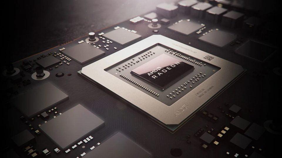 چیپ گرافیک AMD