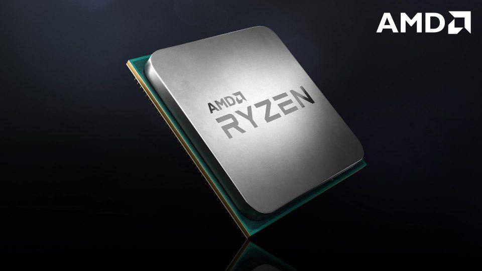پردازنده Ryzen 3000