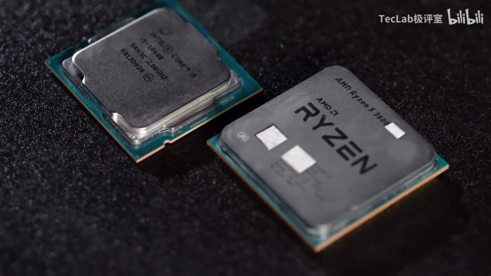 پردازنده 3600XT و 10400