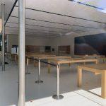 تعطیلی فروشگاههای اپل در آمریکا
