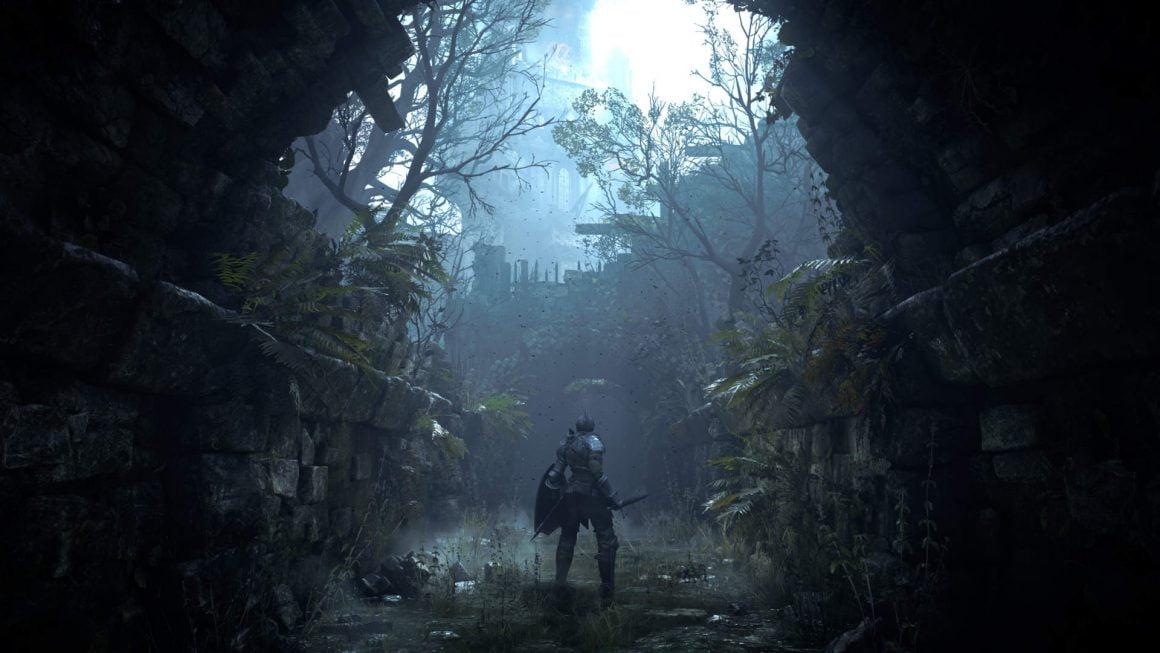 مقایسه گرافیکی Demons Souls Remake