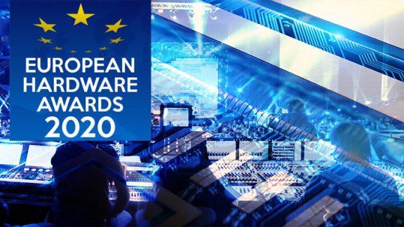 رویداد European Hardware Awards 2020