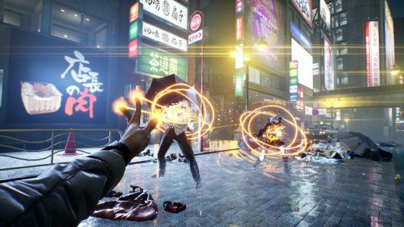 گیم پلی بازی Ghostwire-Tokyo