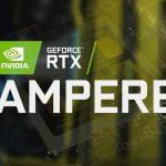 لوگو Ampere