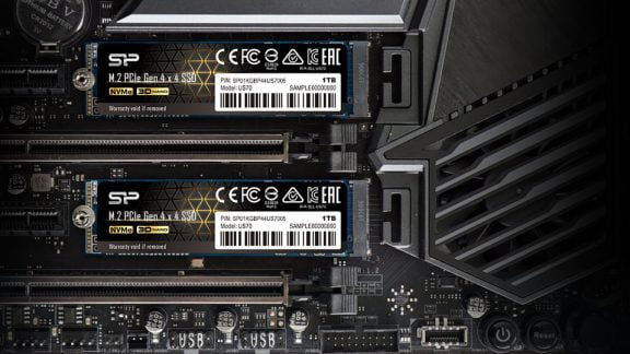 SSD NVMe جدید سیلیکون پاور