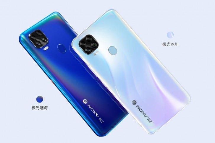 رنگبندی گوشی Axon 11 SE 5G