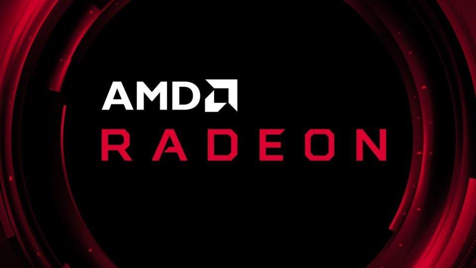 لوگو AMD Radeon