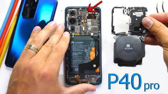 گلکسی اس 10 لایت سامسونگکالبدشکافی گوشی P40 Pro هوآوی
