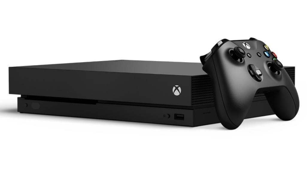 کنسول Xbox One X