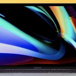 MacBook Pro و نمایشگر بسیار باریک