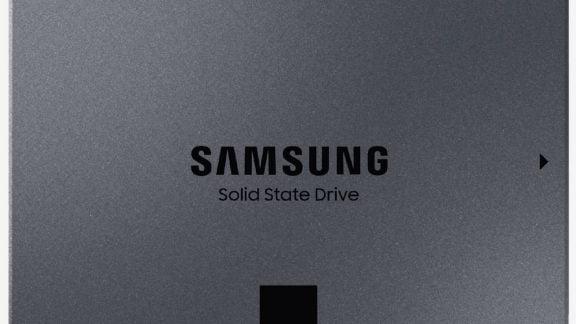 SSD هشت ترابایتی سامسونگ 870 QVO