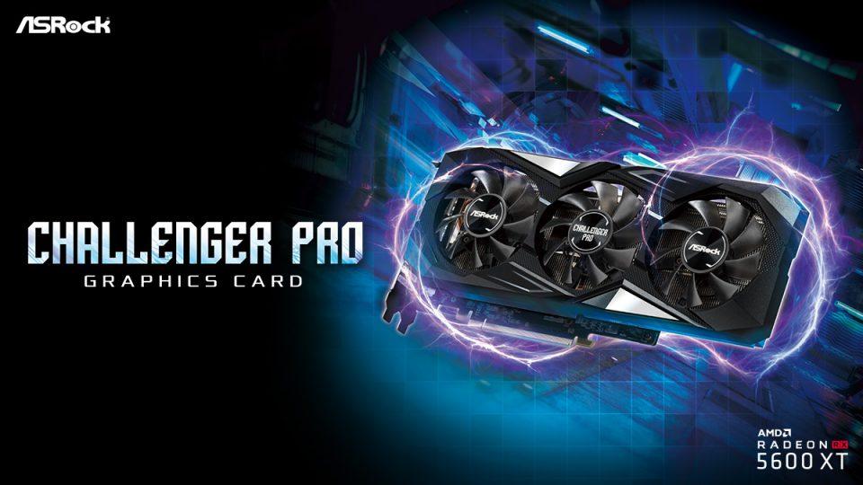 Radeon RX 5600 XT Challenger Pro
