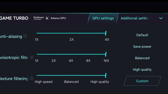 پردازنده قابل تنظیم Mi 10 Pro+ شیائومی