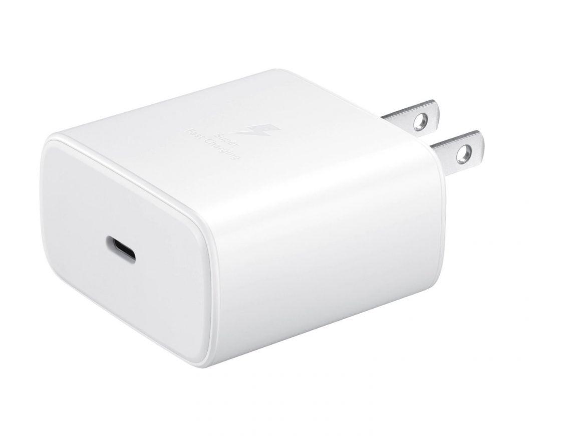 حذف شارژر از جعبه گوشی سامسونگ