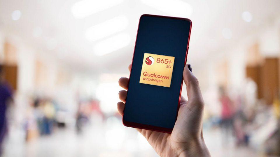 سیستم روی چیپ Snapdragon 865 Plus