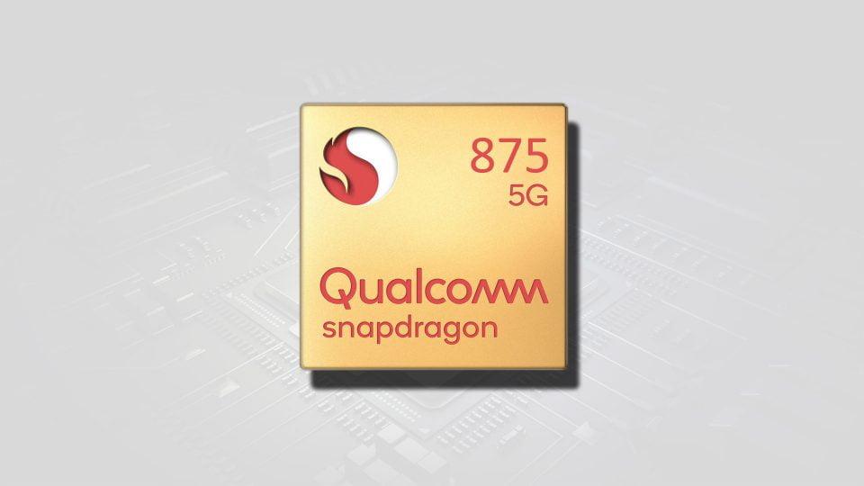چیپ Snapdragon 875