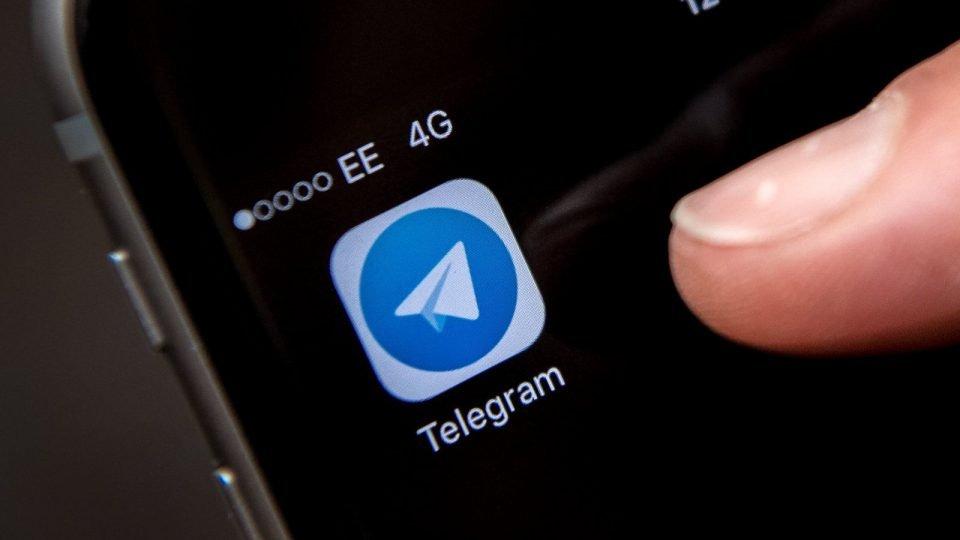 شکایت تلگرام از اپل