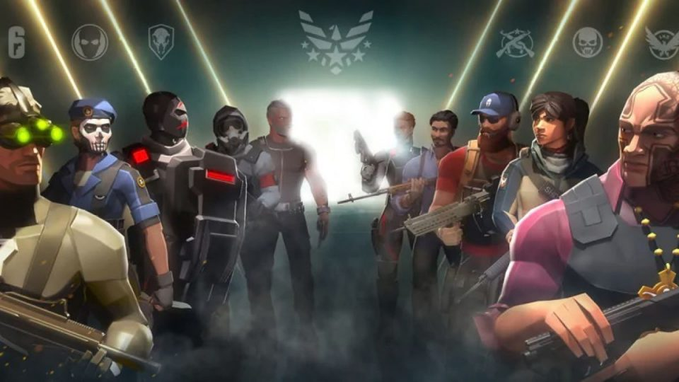 تریلر بازی Tom Clancy's Elite Squad