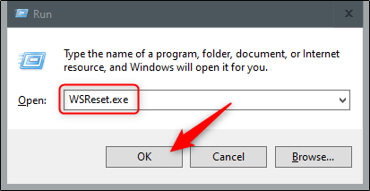 حذف کش Windows Store در ویندوز 10