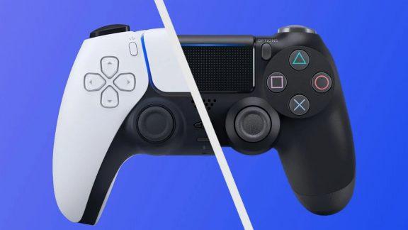 کنترلر PS5 و PS4