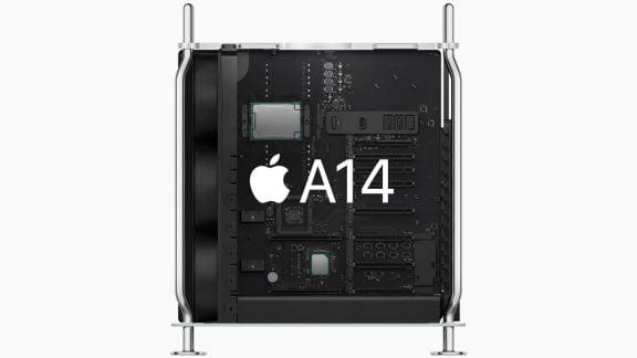 تراشه های سفارشی Arm اپل